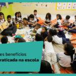 Os 4 melhores benefícios da leitura praticada na escola